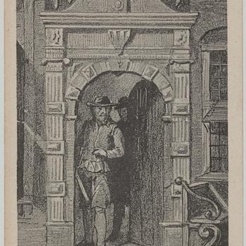 Hugo de Groot, poort