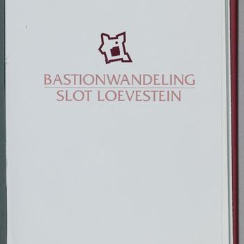 Bastionwandeling Slot Loevestein