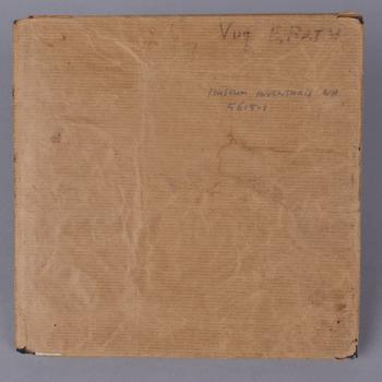 Vliegerslogboek vdg E.P.J.M. Rath