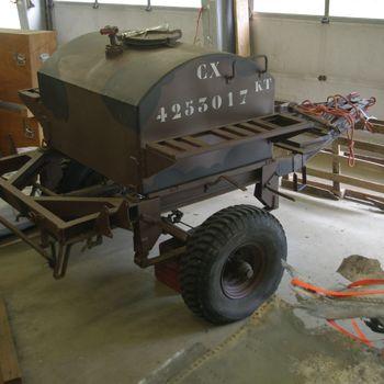Waterwagen, merk Tasker