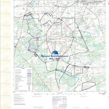Stanford Boundaries and Facilities, collectie United Kingdom Training Areas  1:25.000
