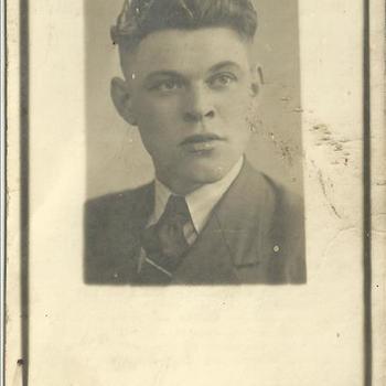 Bidprent van Alexander Lambertus Johannes Willems