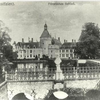 Kasteel, slot, gebouw, Anholt (Westfalen)