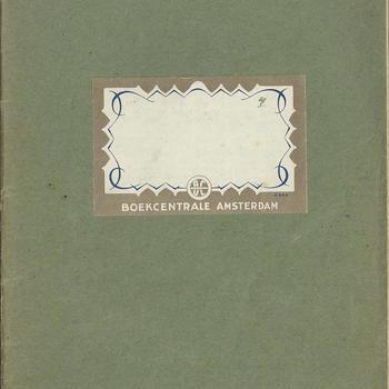 dagboek  schrift no 9 - dhr van Lieshout -