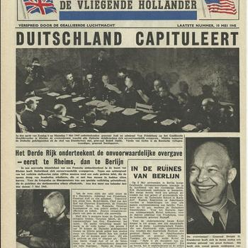 De Vliegende Hollander 10 mei 1945