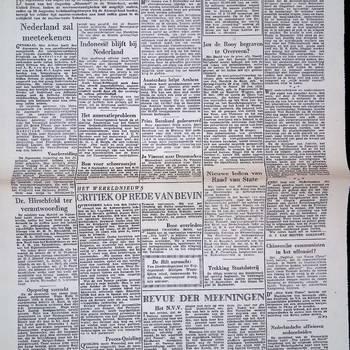 Het Parool, 23 augustus 1945, 5e Jaargang, No 191