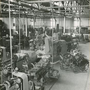 Gazelle fabriek