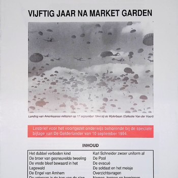 De Gelderlander, Vijftig jaar na Market Garden
