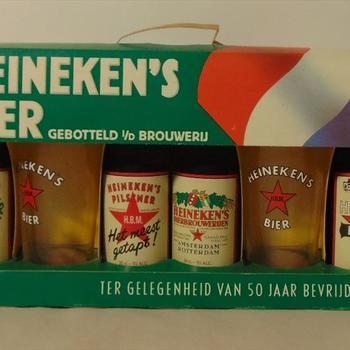 Bier, 50 jaar bevrijding