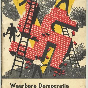Weerbare Democratie  -  Tentoonstelling van het verzet