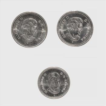 munt, coin, Canada, 2004-2005