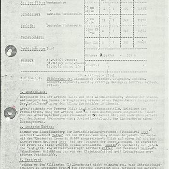 Die Deutsche Wochenschau nr. 731  1944