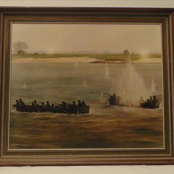 de 'Waaloversteek' op 20 september 1944