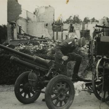 4.7 cm Böhler anti-tank kanon