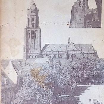 In een fatale Septembernacht... /De Arnhemse St. Eusebiuskerk voor en na de verwoesting