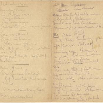 dagboek evacuatie Helmond - dhr van Lieshout