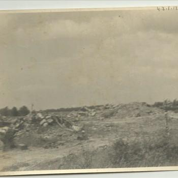 restanten klooster, Breedeweg, april 1945