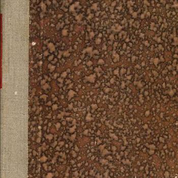 Oud kasboek waarin de laatste zes maanden van de Tweede Wereldoorlog beschreven zijn, zoals die in Ohé en Laak hebben plaats gevonden