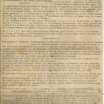 De Vrije Katheder  30 april 1945