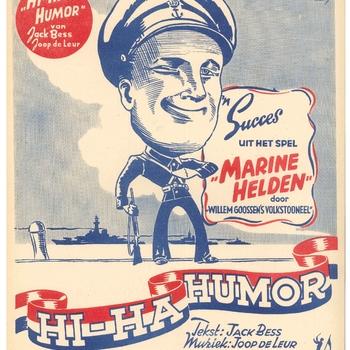 Hi-Ha-Humor, van Jack Bess en Joop de Leur