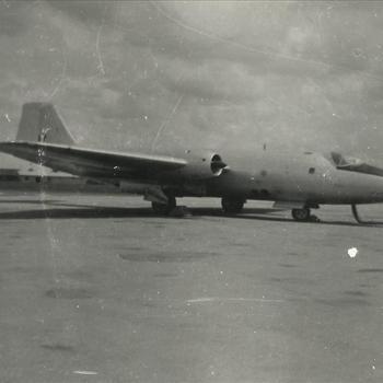 vliegtuig, Canberra straalbommenwerper