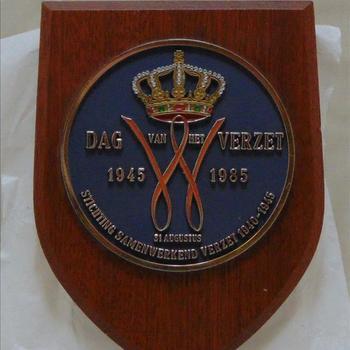Dag van het verzet, 1945-1985
