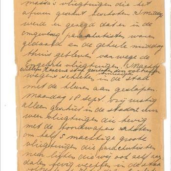 dagboek van Aleida Hermina Hooij-Smeek
