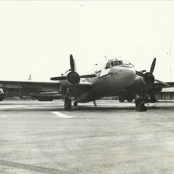 tweemotorig vliegtuig