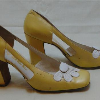 schoenen, dames, WO2