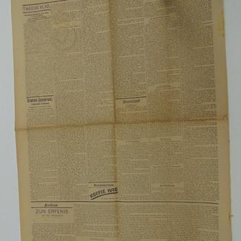 """""""De Standaard van Donderdag 18 maart 1926 Tweede Blad"""""""
