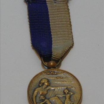 Medaille Luchtbeschermingsdienst 1940-1945