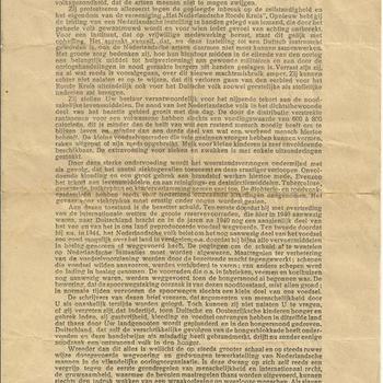 Open brief aan den Heer Rijks-Commissaris van het bezette Nederlandsche gebied