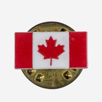 speldje, plastic, herinneringsspeldje Canada