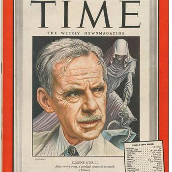 Time The Weekly Newsmagazine Atlantic Overseas Edition. October 21, 1946, Vol. XLVIII, No. 17.