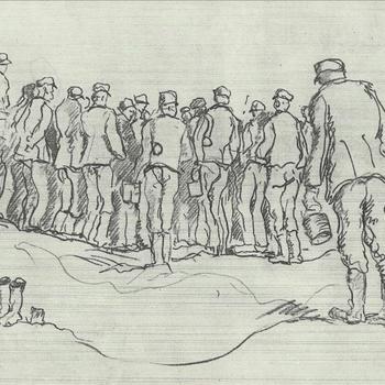 Krijgsgevangen in Rheinberg