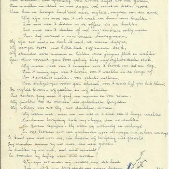 gedicht R.E.van Hoof-Herfkens