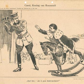 De Groene Amsterdammer, Weekblad voor Nederland van  14 juni 1930