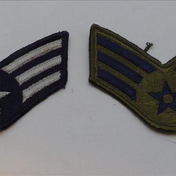 embleem, Amerika, stof,  Luchtmacht/Airman-USAF