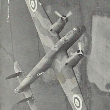 pagina uit vliegtuig tijdschrift, illustraties