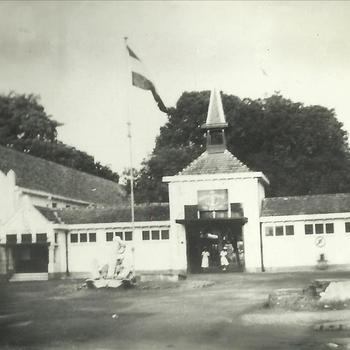 Nederlands-Indië, kazerne, Marva Huis Van Speijk