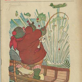 Humoradio - 28 januari 1945