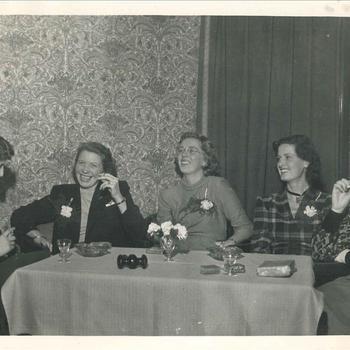 Groep Vrouwenkorps Nederlands-Indië, KNIL