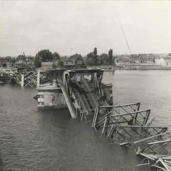 spoorbrug, Dordrecht