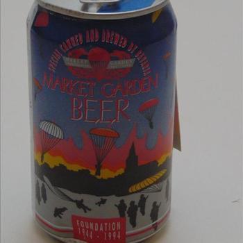 Blikje bier, Market Garden Beer