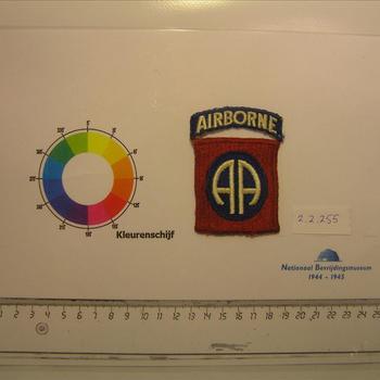 USA - schouderembleem 82nd Airborne Divison