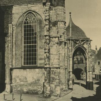 Nijmegen, deel St. Stevenskerk
