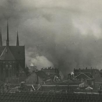 Nijmegen, 22 februari 1944; overzicht Nijmegen