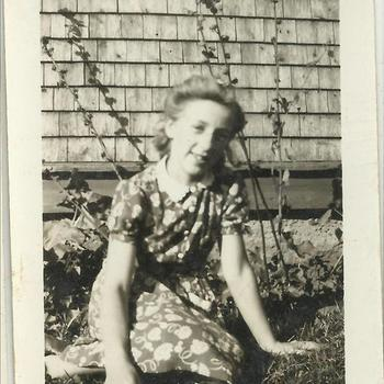 Marion Campbell, zus Canadese soldaat