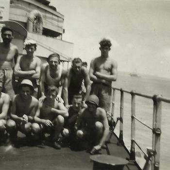 Koninklijke Marine, matroos,