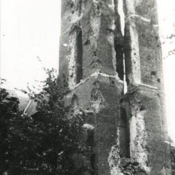 Ruïne Munsterkerk Roermond